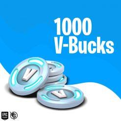 1000 ویباکس فورتنایت