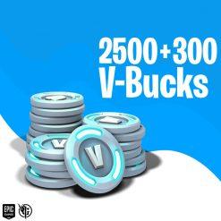 2800 ویباکس فورتنایت