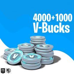 5000 ویباکس فورتنایت