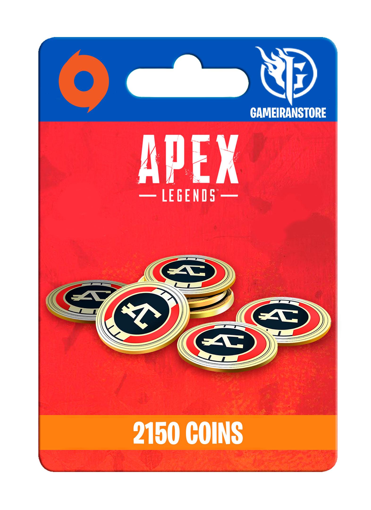 apex coins 2150