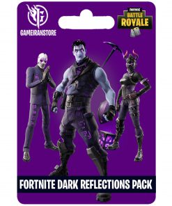 خرید پک dark reflections برای فورتنایت - خرید dark reflections pack - fortnite dark reflections pack